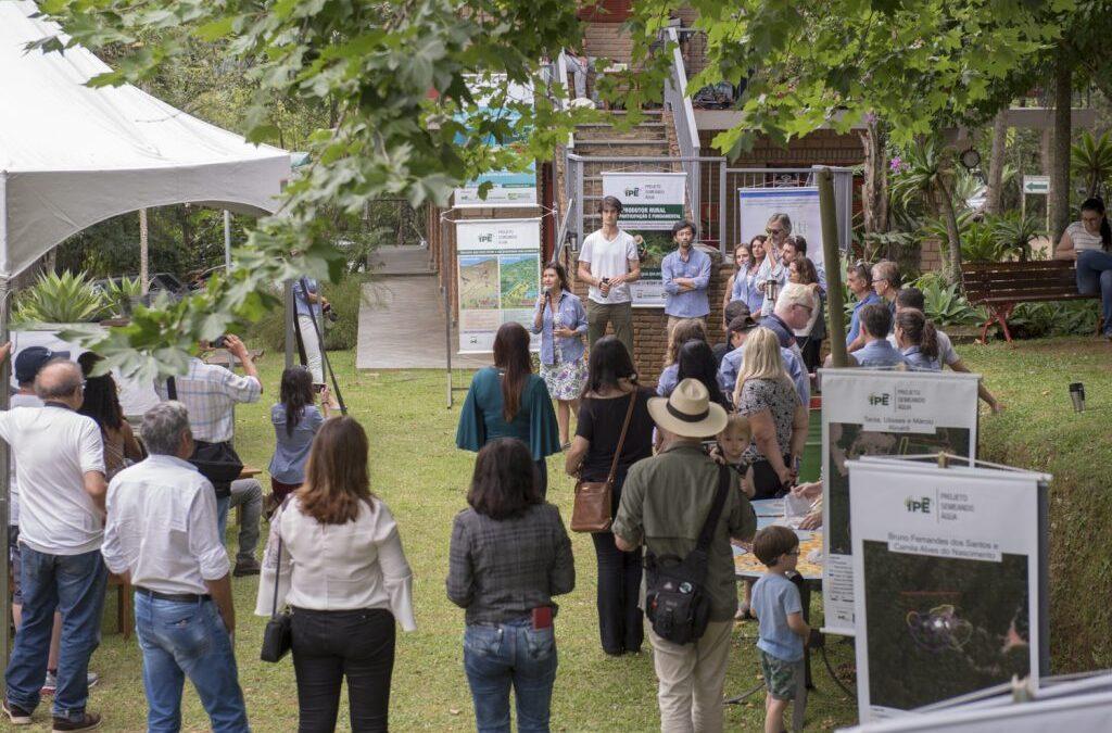 Confraternização do Projeto Semeando Água celebra resultados e a importância das parcerias